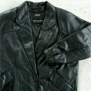 Wilsons Leather Vibtage Jacket with Liner